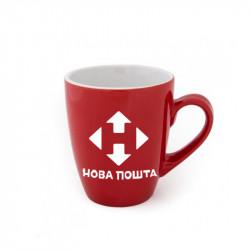 Чашка брендована