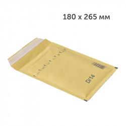 Конверт з ПБ плівкою D/14 (100 шт. в пачці)