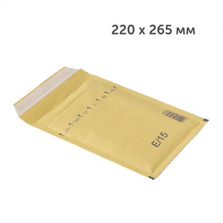 Конверт з ПБ плівкою E/15 (100 шт. в пачці)